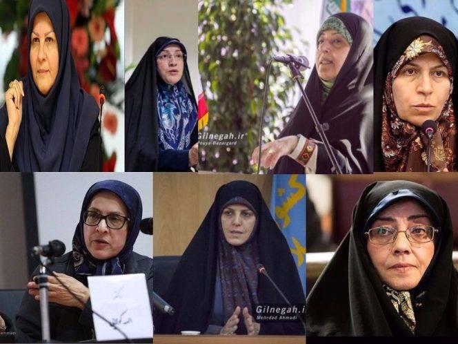 زنهایی که این دوره شهردار شدند