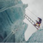 یخ نوردی تیم زنان کوهنورد تصویر برتر شد