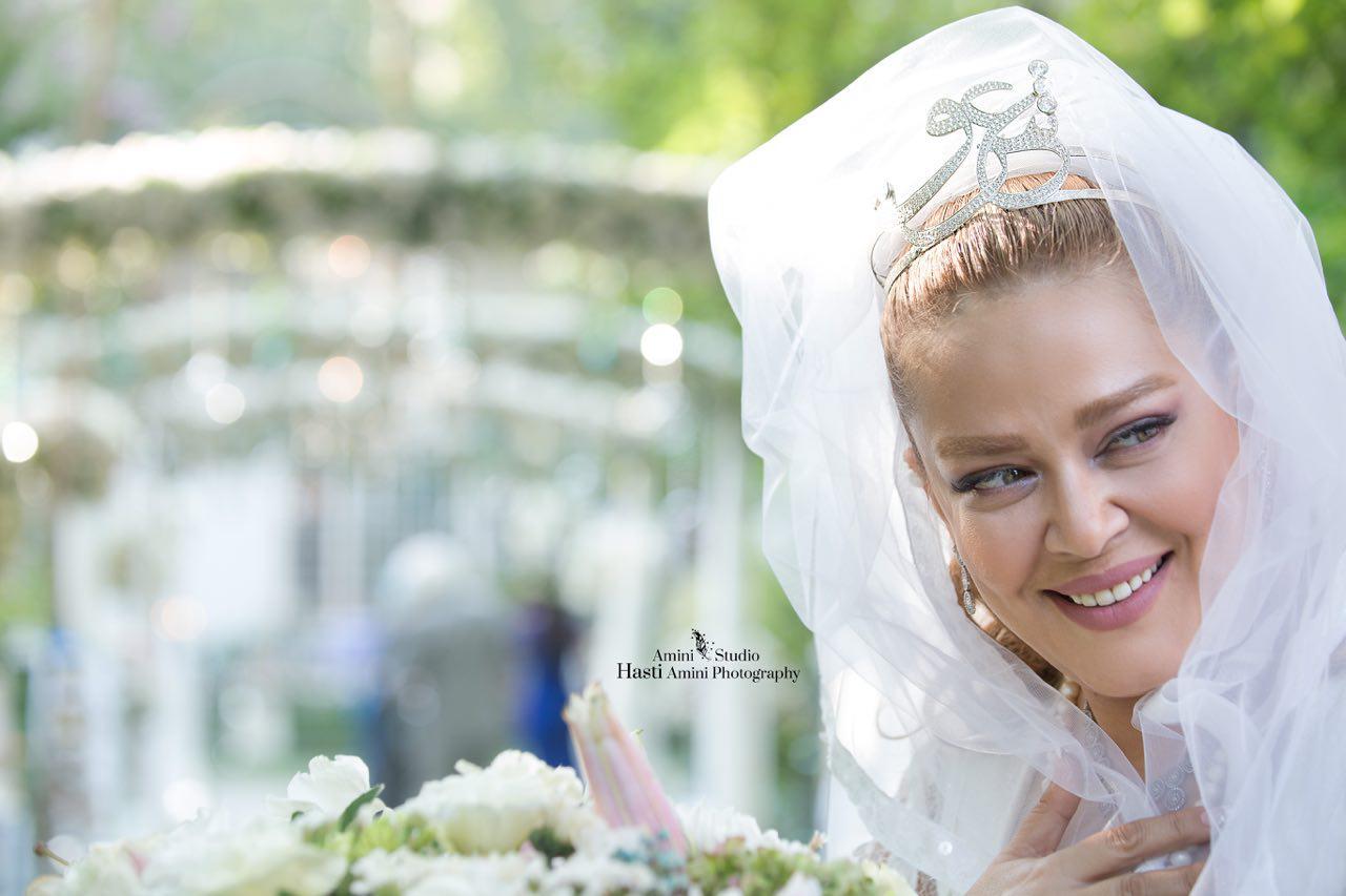 عروسی بهاره رهنما و امیر خسرو عباسی +فیلم