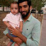 تصاویر جدید فرزند و همسر محسن حججی که توسط داعش کشته شد