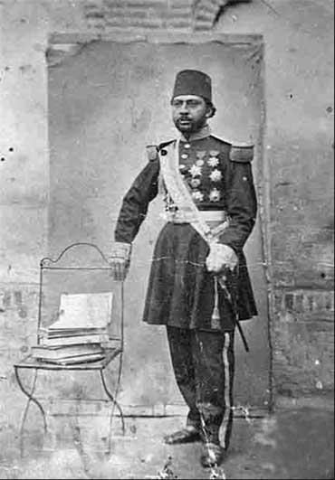 اولین شهردار تهران