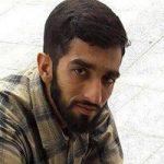 تزیین ماشین عروس به یاد شهید محسن حججی