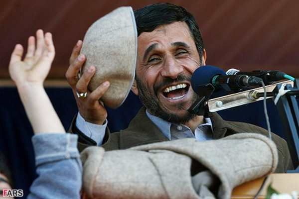 توییت معنادار فرزند حدادعادل درمورد احمدی نژاد