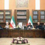 اولین جلسه مجمع به ریاست هاشمی شاهرودی