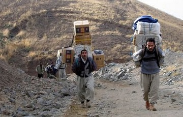 بازداشت عاملان تیراندازی به کولبران در بانه
