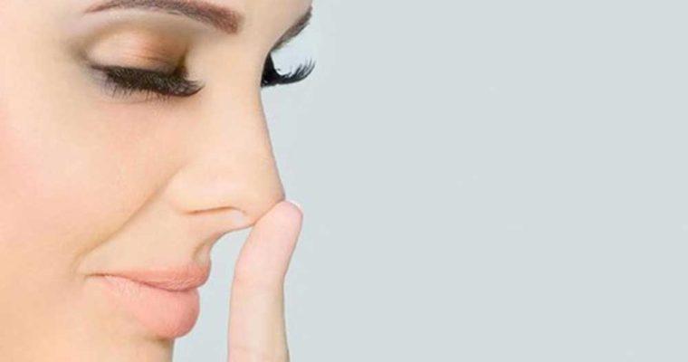 عوارض سربالا عمل کردن بینی