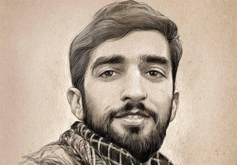 تشییع پیکر شهید محسن حججی