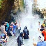 تب داغ «تابستان پارتی» در آخرین روزهای شهریور +تصاویر