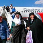 آخرین وضعیت پروازهای بازگشت حجاج مشخص شد