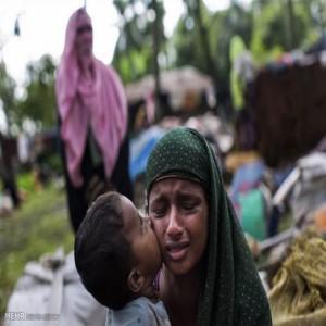 تعرض جنسی به مسلمانان روهینگیا