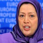 استقبال مريم رجوی از ادعاهای ضد ایرانی ترامپ
