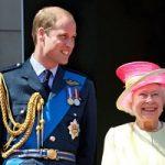 ملکه انگلیس نوهاش را برای سلطنت آماده میکند