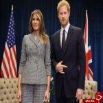 تصاویر ملانیا ترامپ با شاهزاده انگلیس جنجالی شد