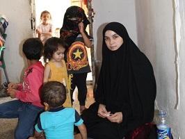 روایت مصائب عروس داعشی برای بازگشت به کشور