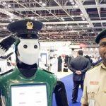 اولین پلیس هوشمند جهان در دبی آغاز به کار کرد