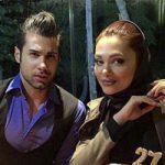 سلفی محسن فروزان و همسرش در سینما