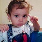 این دختربچه گمشده پس از یک سال پیدا شد