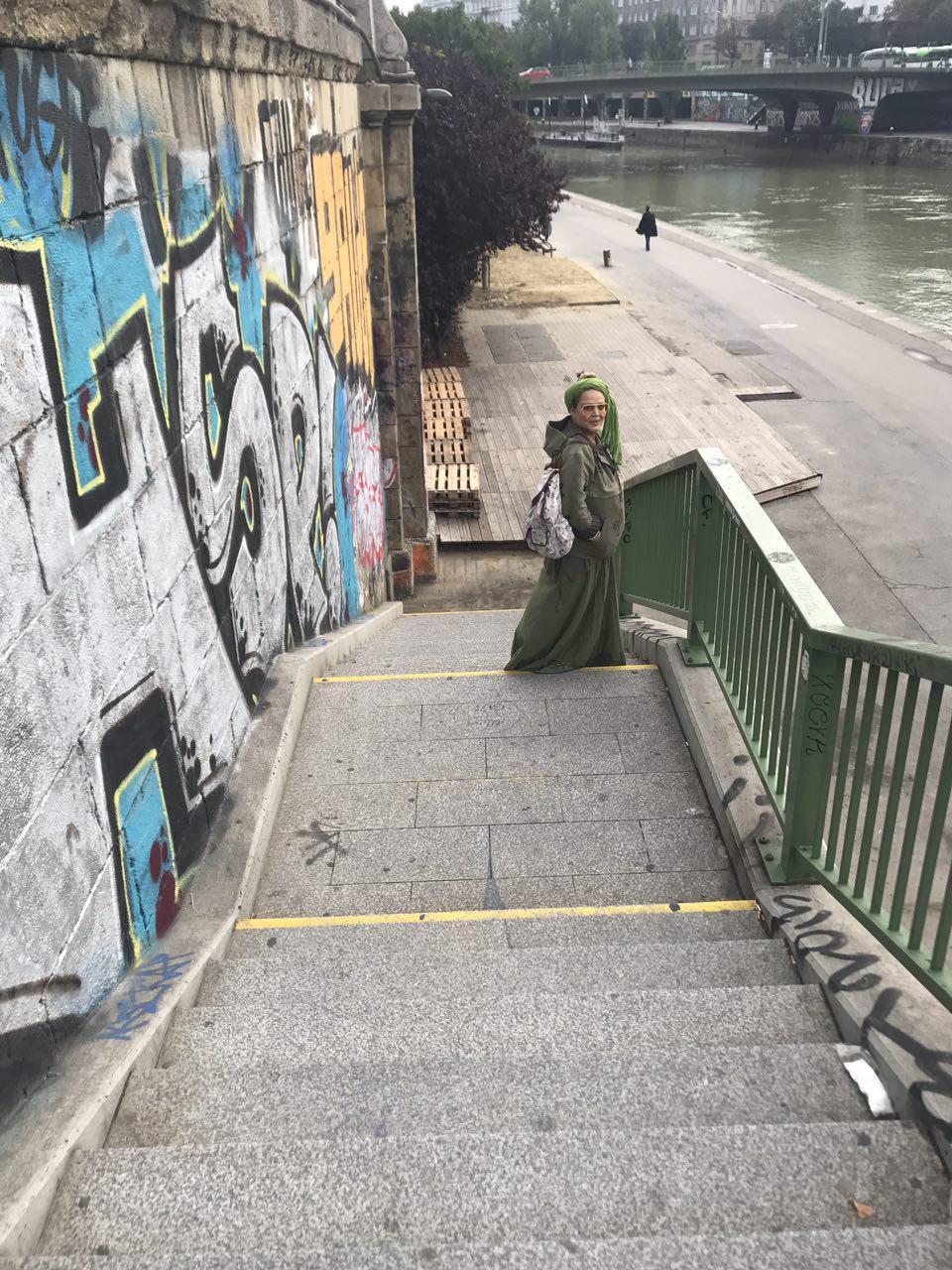 بهاره رهنما در وین