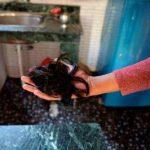 بریدن موی زنان کشمیر در خواب