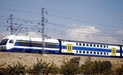 متروی کرج – تهران از ریل خارج شد