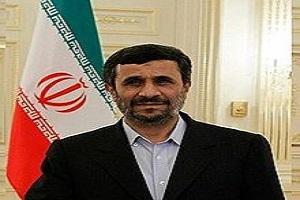 کیک تولد ۶۱ سالگی محمود احمدی نژاد