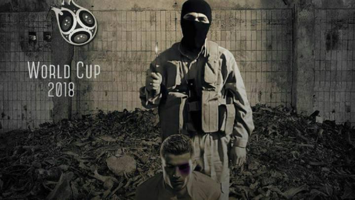 رونالدو هدف داعش