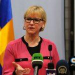 وزیر خارجه سوئد هم قربانی آزار جنسی است !