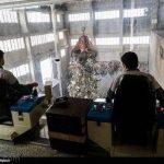 در این ناحیه تهران از زباله برق تولید می شود
