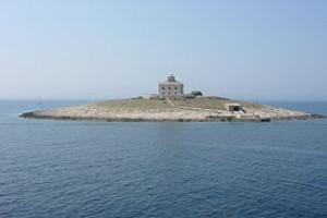 جزیره ای بسیار ترسناک در مکزیک