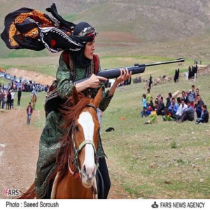 شیر زنانی از مازندران