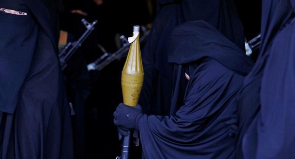 درخواست داعش از زنان عضو گروهش