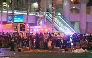 اعلام مشخصات هویتی عامل حمله لاسوگاس
