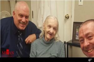پیرزن ۷۸ ساله پس از ۴۲ سال پیدا شد