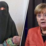التماس عروس داعشی به آنگلا مرکل: اشتباه کردم
