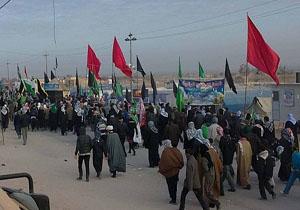 برای تردد زائران اربعین حسینی (ع) ۴ مرز مجاز اعلام شد