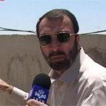 پیام خبرنگار صدا و سیما در پی شهادت شیر صحرا