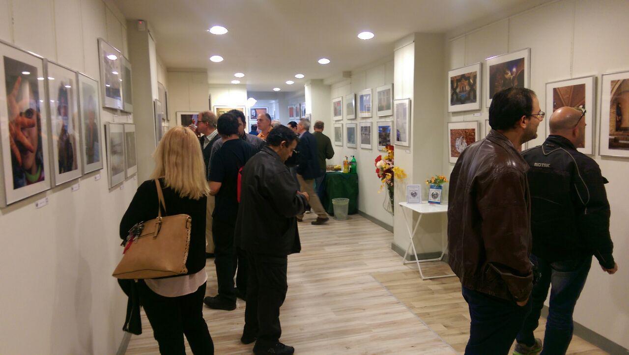 نمایشگاه عکس هنرمندان ایرانی
