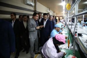 خط تولید گوشی ایرانی در خرمشهر راهاندازی شد