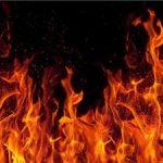 مرد الکلي و معتاد، همسر و 2 دخترش را به آتش کشيد!