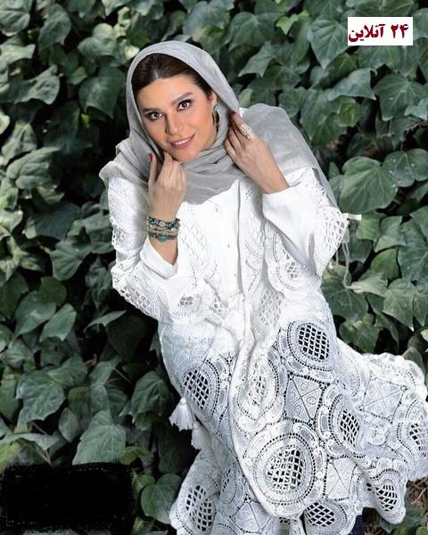 لباس توری سحر دولتشاهی