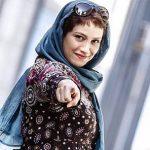 «شبنم مقدمی» در نمایی از سریال «عقیق»