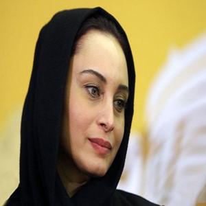 توهین به بازیگر زن بخاطر پیام تسلیت به احمدی نژاد