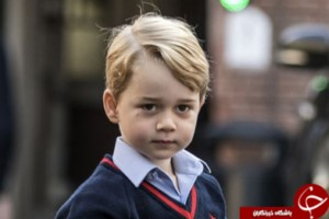 تهدید داعش به ترور پرنس جورج نتیجه ۴ ساله ملکه انگلیس