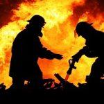 آتش سوزی در کارخانه پنبه پاک کنی مشهد