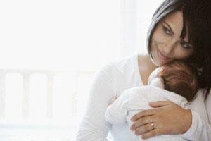 تصویر هشدار دهنده یک زن برای آگاهی مادران