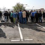 ماسک عجیب و غریب اراذل و اوباش پایتخت