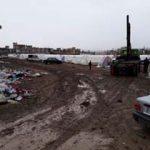 دردسرهای دردناک باران در مناطق زلزله زده کرمانشاه +تصاویر