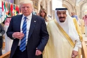 توئیت تازۀ ترامپ دربارۀ وقایع عربستان