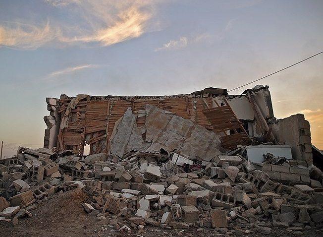 خسارت دیدگان زلزله
