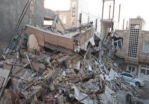 تخریب روستاهای سراب ذهاب و کلاجه در سرپل ذهاب+(عکس)